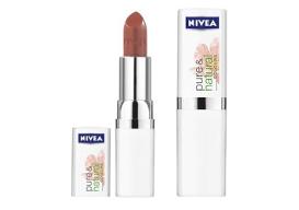 Prova il rossetto Nivea Pure & Natural grazie a Toluna