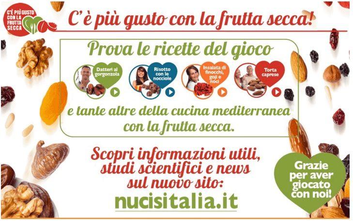 Concorso Giornaliero Instant Win Nucis Italia