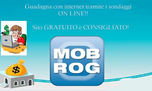 "Panel Sondaggi ""MOB ROG"""