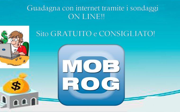 """Panel Sondaggi """"MOB ROG"""""""