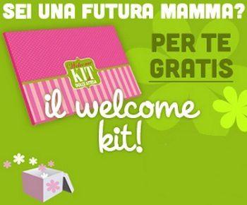 Richiedi il welcome kit Dolce Attesa!