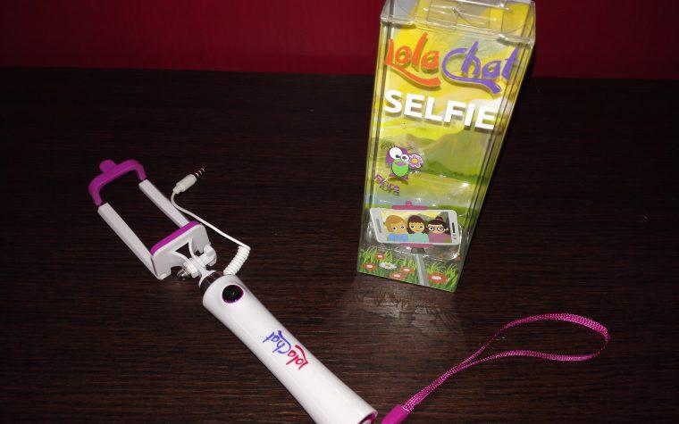 Recensione del Selfie Stick di LolaChat!!