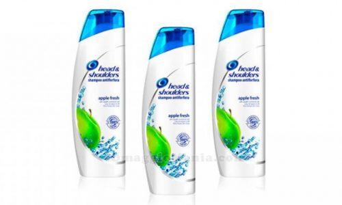 diventare tester dello shampoo Head&Shoulders Apple Fresh