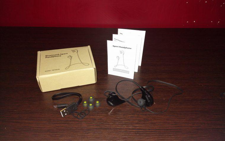 VicTop cuffia auricolare senza fili Bluetooth V4.0