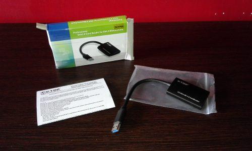 adattatore Sd o MicroSd Top-Longer USB