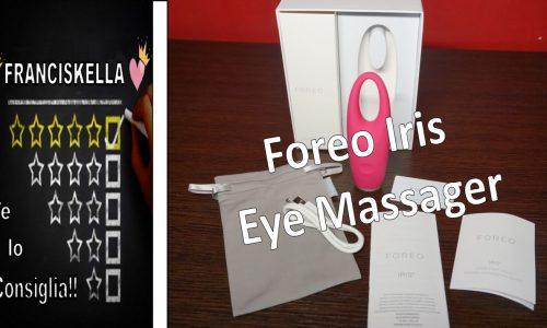 ||UNBOXING|| FOREO IRIS Massaggiatore per il contorno occhi, Magenta