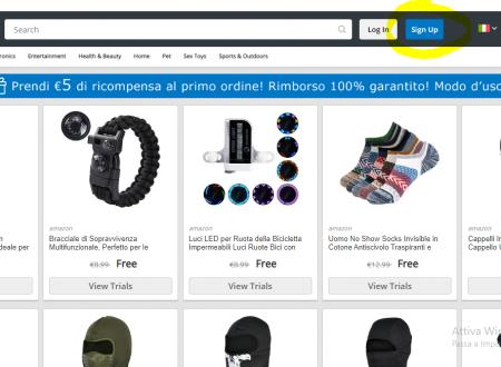 DealsBank PRODOTTI AMAZON GRATUITI ecco come!!?