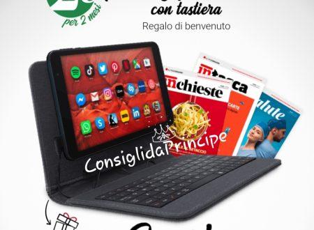 Tablet android a 2 euro con ALTROCONSUMO