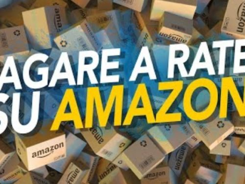 Amazon vende a rate senza interessi in Italia, ecco come funziona!